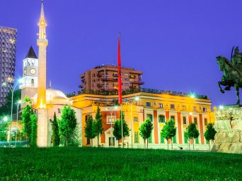 ethem bey mosque tirana