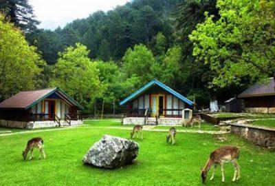 llogara village vlore albania