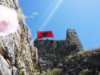 rozafa castle shkoder albania